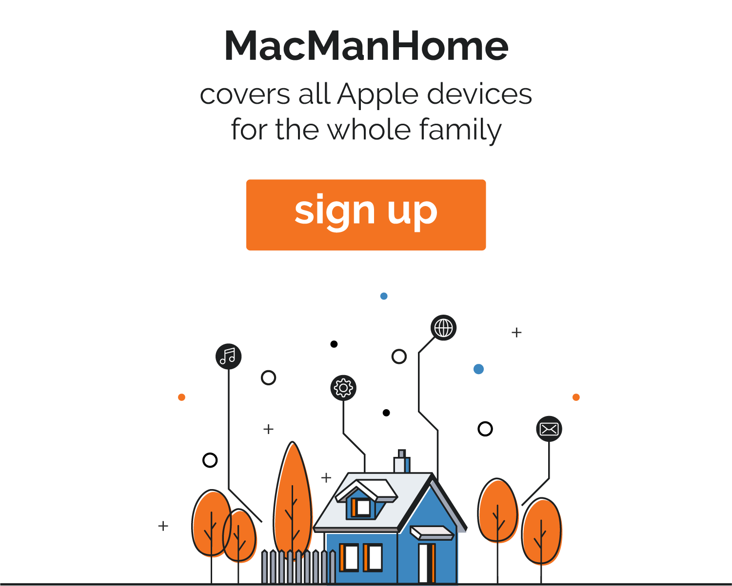 MacMan Home Support