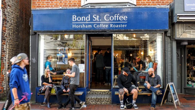 The 10 Best Cafes In Brighton To Work From 2018